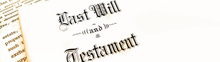 living trusts and wills